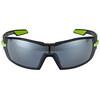 Kask KOO Brillenglas incl. 2 glazen Smoke en Clear groen/zwart